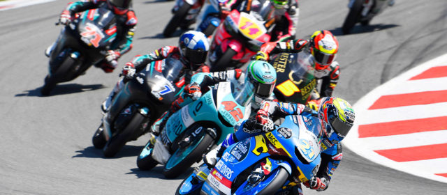 Alonso Lopez finishes fourth at Catalan GP after fighting for victory, DNF for Sergio Garcia