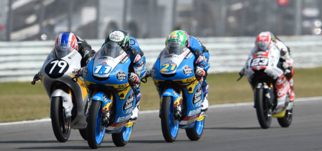 Points for Alonso Lopez and Sergio Garcia in unpredictable Dutch TT