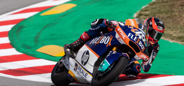 Augusto Fernandez takes fourth place finish in Montmelo