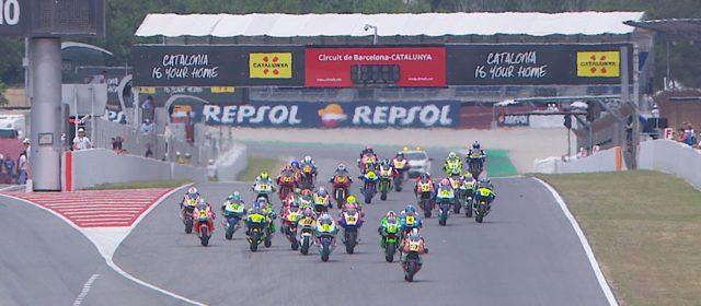 VIDEO: CEV Repsol, Barcelona – Moto2 Race 2 highlights