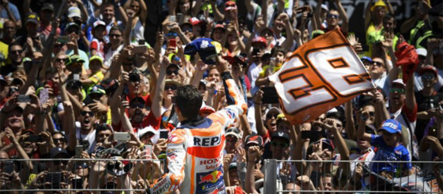 Marc Marquez takes dominating home victory in Barcelona, but DNF for Jorge Lorenzo