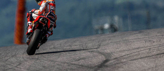 Marc Marquez shatters lap record for Italian GP pole, Jorge Lorenzo lines up 17th