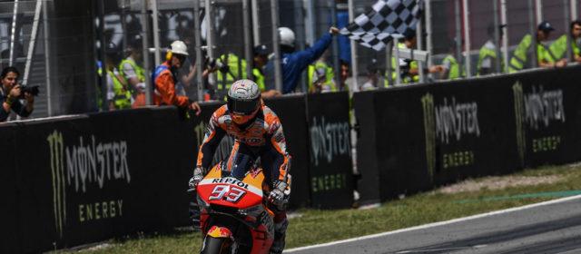 #CatalanGP raceday roundup: MotoGP, Moto2, Moto3