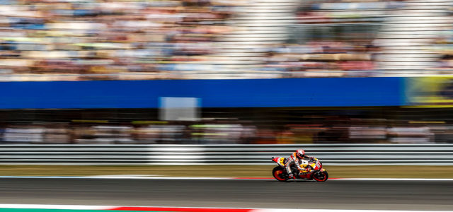 Marquez secures fourth on the grid at Assen