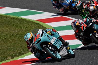 Marcos Ramirez not classified in Mugello