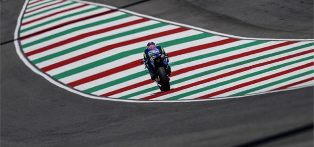 Alex Rins qualifies 13th in Mugello and Joan Mir 20th