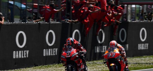 #ItalianGP Mugello, raceday roundup: MotoGP, Moto2, Moto3