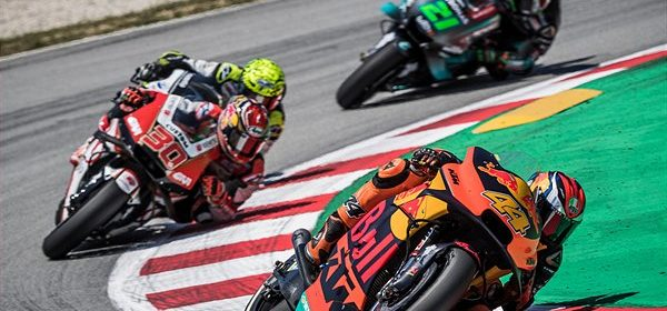 Steady 7th for Pol Espargaro in action-packed Catalan GP
