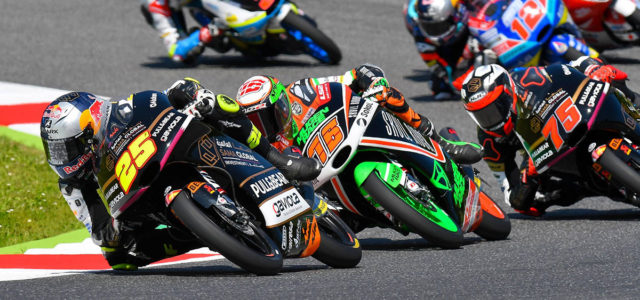 Eleventh and twelfth for Raul Fernandez and Albert Arenas at Mugello