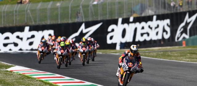 Red Bull Rookies: Tyrant Tatay takes Mugello