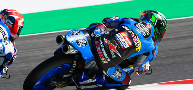 Sergio Garcia takes first points of rookie season at Mugello, DNF for Alonso Lopez
