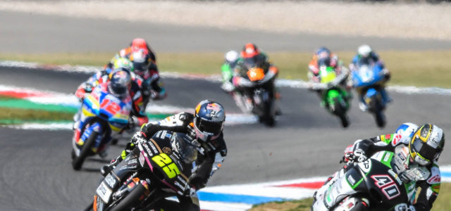 DNFs for Raul Fernandez and Albert Arenas at Assen