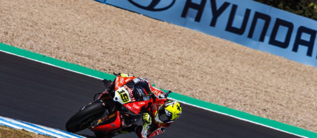 #ESPWorldSBK– Day 1, Alvaro  Bautista back on top at the end of Friday free practices in Jerez