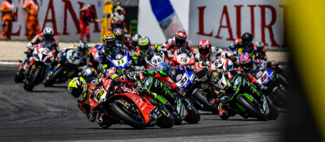 #GBRWorldSBK Donington, weekend preview: World Superbike, World Supersport, WorldSSP300