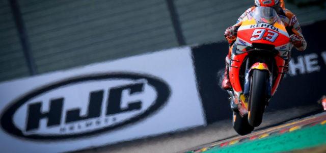 #GermanGP Sachsenring, qualifying roundup: MotoGP, Moto2, Moto3