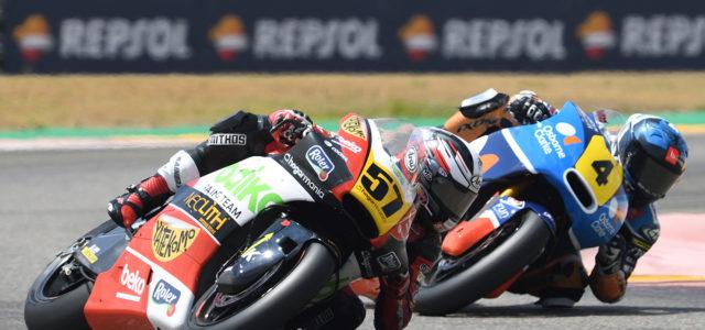 CEV Repsol: Decisive victories at MotorLand Aragón