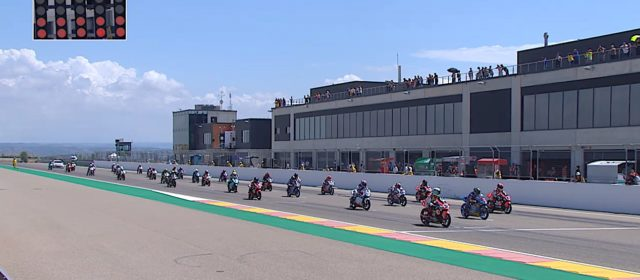 VIDEO: CEV Repsol, Aragon, European Talent Cup Race 2 highlights