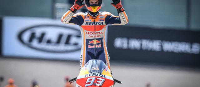 #GermanGP Sachsenring, raceday roundup: MotoGP, Moto2, Moto3