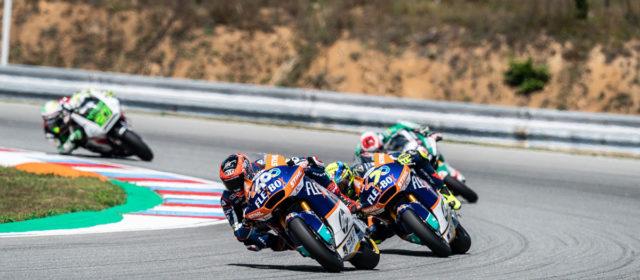 Difficult Grand Prix for Augusto Fernandez in Brno