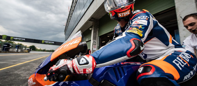 Augusto Fernandez starts from 10th in Brno