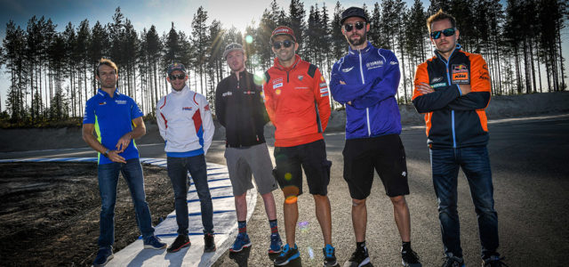 MotoGP KymiRing test ready for lift off in Finland
