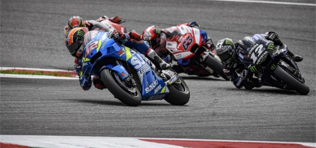 Solid sixth in Spielberg for Alex Rins