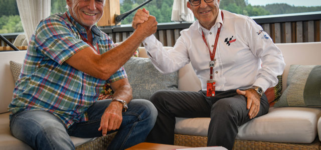 Industry news: MotoGP to race at the Red Bull Ring until at least 2025