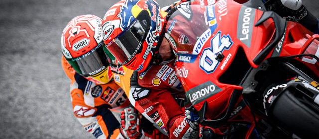 #AustrianGP Red Bull Ring – Raceday roundup: MotoGP, Moto2, Moto3