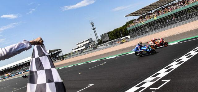 #BritishGP Silverstone, raceday roundup: MotoGP, Moto2, Moto3