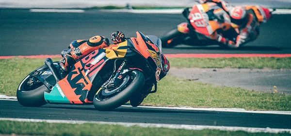Pol Espargaro takes 13th on the British Grand Prix grid