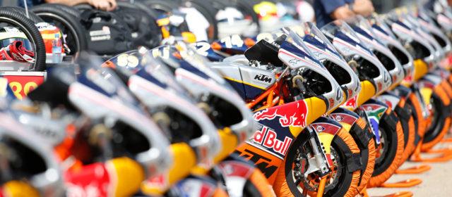 Red Bull Rookies head to Austria