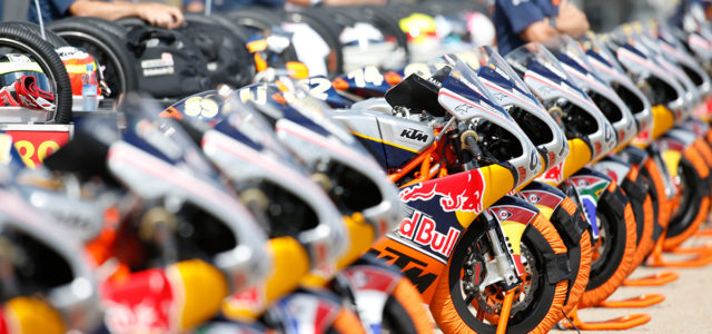 Red Bull Rookies head to Austria