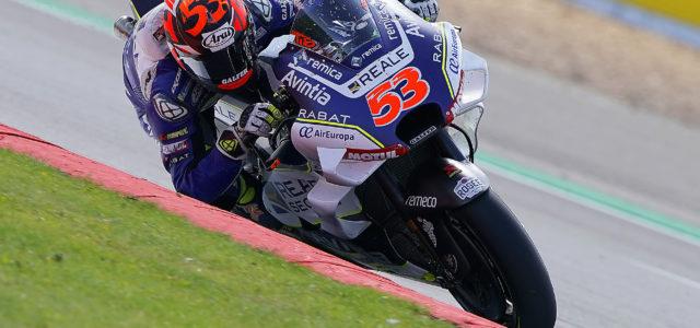 Tito Rabat leaves Silverstone feeling satisfied