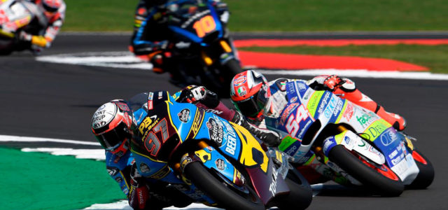Xavi Vierge Scores Important Top Ten at Scorching Silverstone, DNF for Alex Marquez