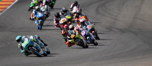 Difficult Sunday for Marcos Ramirez in Aragon