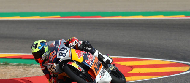 Red Bull Rookies: Aragón armada for the home boys headed by Marcos Uriarte