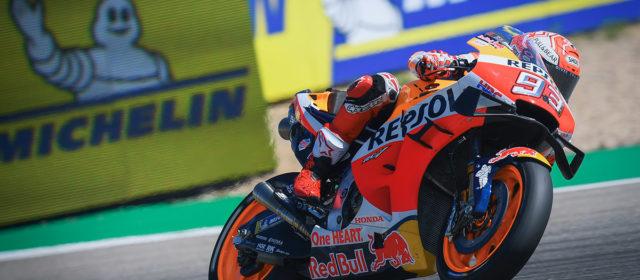 #AragonGP – Motorland Aragon, qualifying roundup: MotoGP, Moto2, Moto3