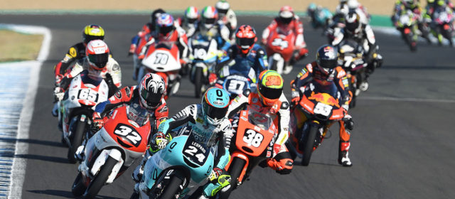 CEV Repsol: Unexpected poles in Jerez
