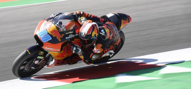Jorge Martin 12th in San Marino