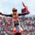 Untouchable Marc Marquez reels in victory at 200th Grand Prix, Jorge Lorenzo 20th