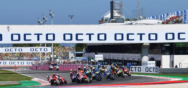 #SanMarinoGP Misano, weekend preview: MotoGP, Moto2, Moto3