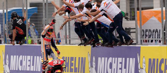 #AragonGP Motorland Aragon, raceday roundup: MotoGP, Moto2, Moto3