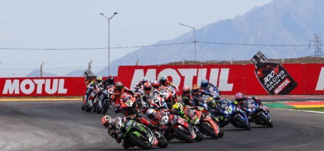 #ARGWorldSBK – Day 3 roundup: World Superbike, World Supersport