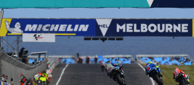 #AustralianGP Phillip Island, weekend preview: MotoGP, Moto2, Moto3