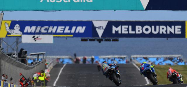 #AustralianGP Phillip Island, weekend preview: MotoGP, Moto2, Moto3