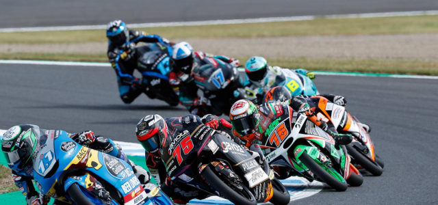 In Japan Albert Arenas makes it back to back podiums, Raul Fernandez finishes 19th