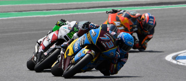 Alex Márquez extends Championship lead in Thailand, DNF for Xavi Vierge