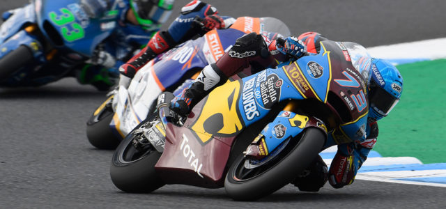 Alex Márquez Maintains Strong Championship Advantage at Motegi, DNF for Xavi Vierge