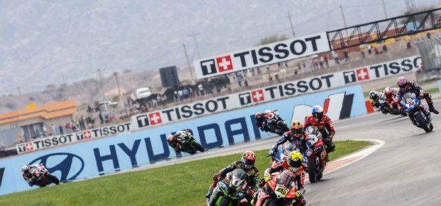 #ArgWorldSBK – Day 2 roundup: World Superbike, World Supersport