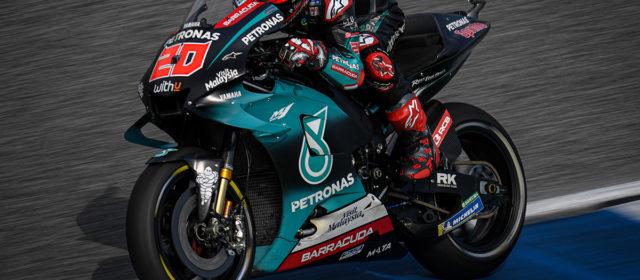 #ThaiGP Buriram, Friday roundup: MotoGP, Moto2, Moto3